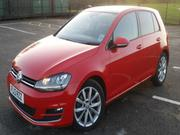 2013 Volkswagen 1400 Mk7 VW Golf 1.4 GT,  DSG with Panoramic sunroof. 2