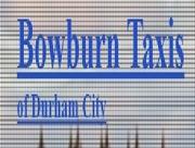 Bowburn Taxis